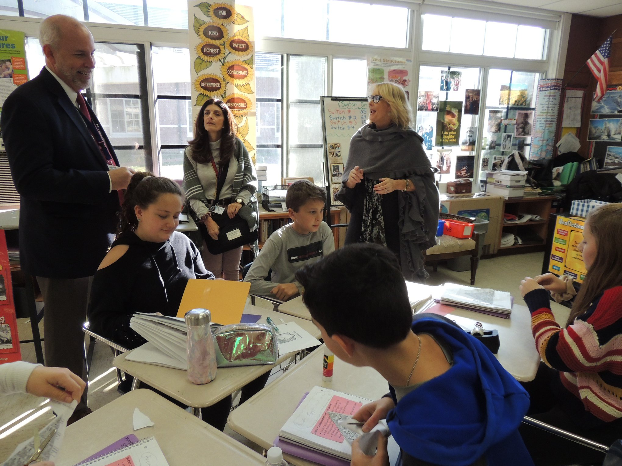 LH Sixth Graders Study Ancient Egyptian Civilization