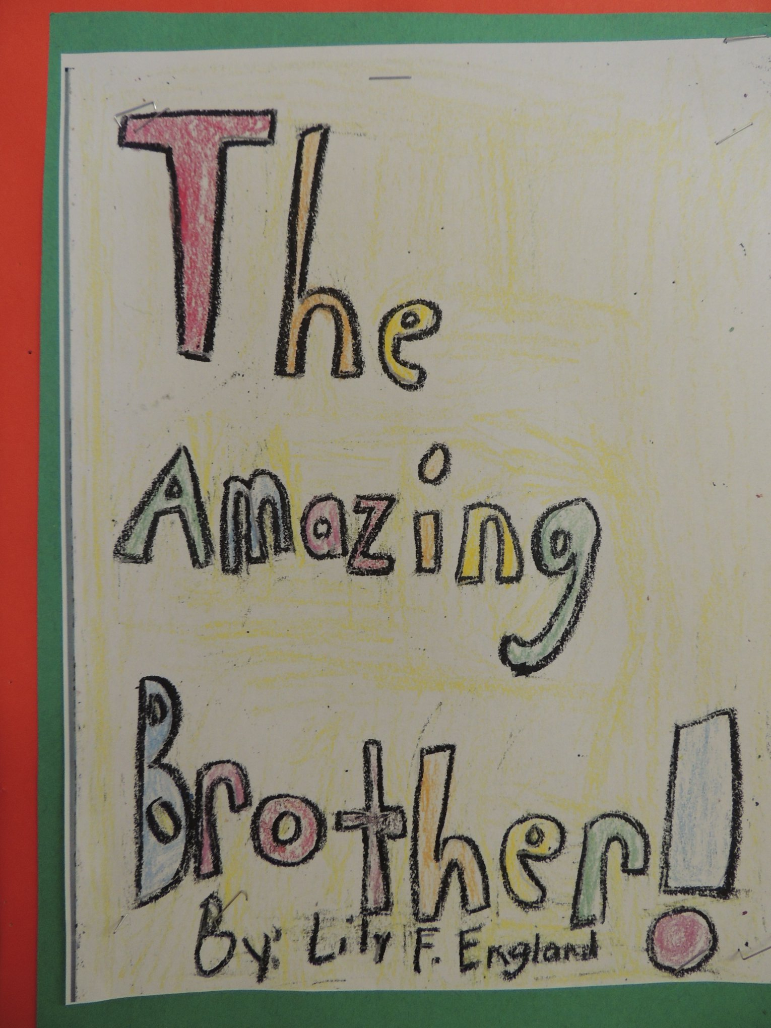 The Amazing Brother