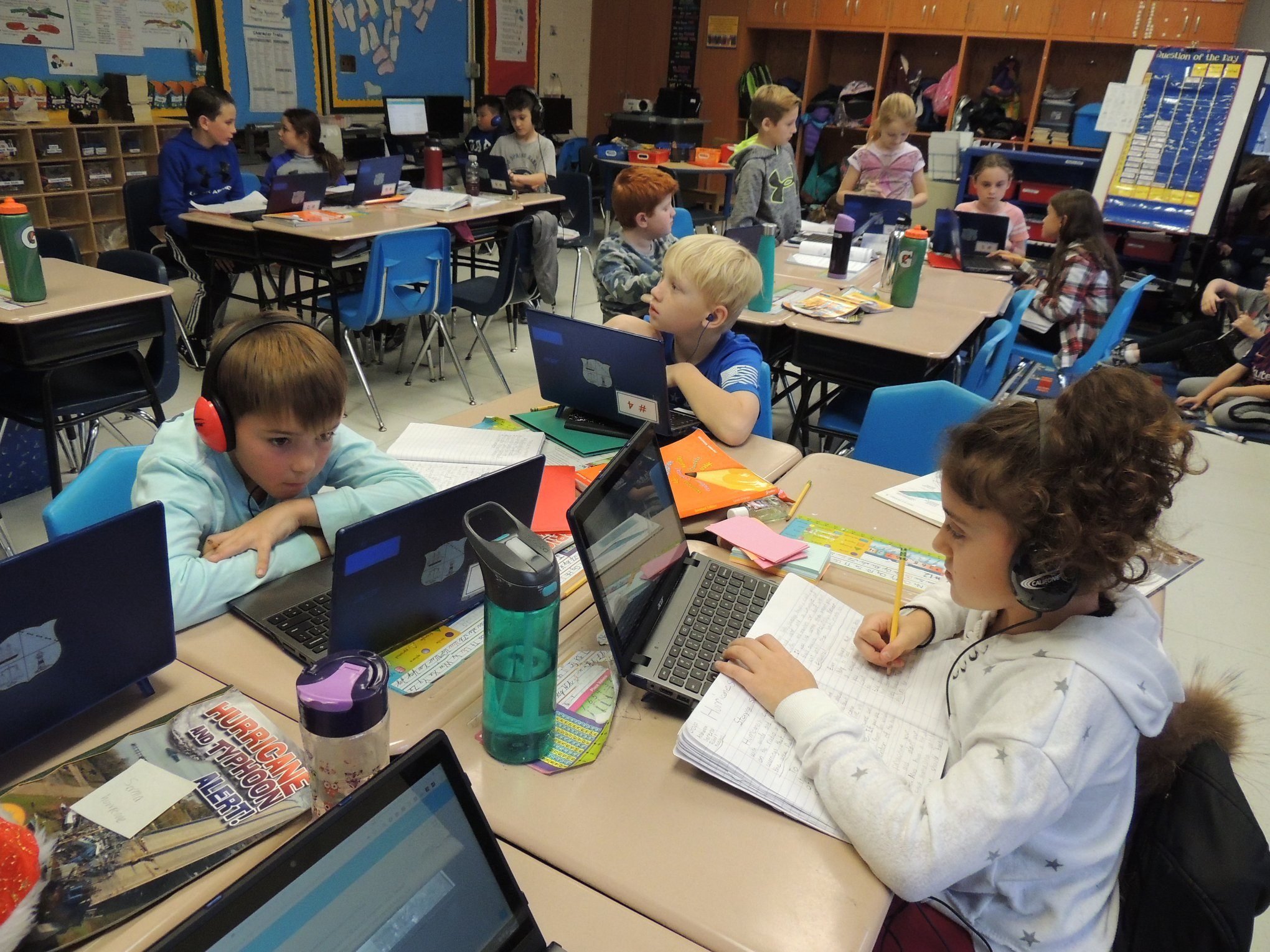 WS Class 4L Research Extreme Weather