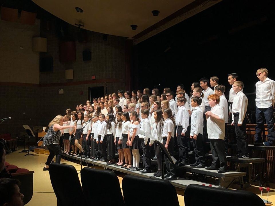 Our Winter Concert was AMAZING!!